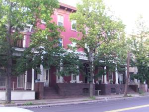 313 and 315 E. Sunbury Street (313 is the left side)