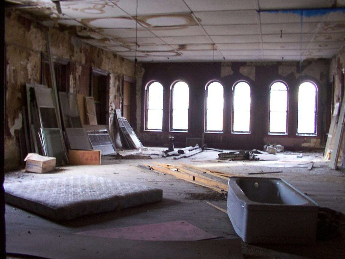 Goodness Gracious More Eerie Old Buildings One Point In