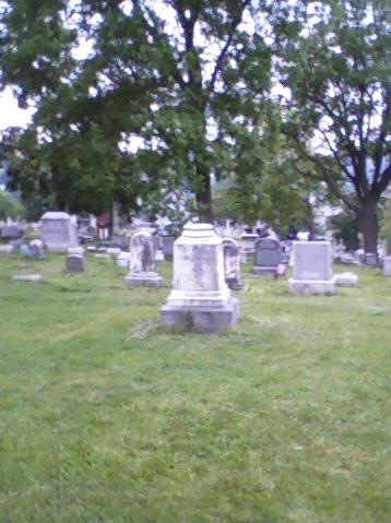 Grave of Kimber Cleaver
