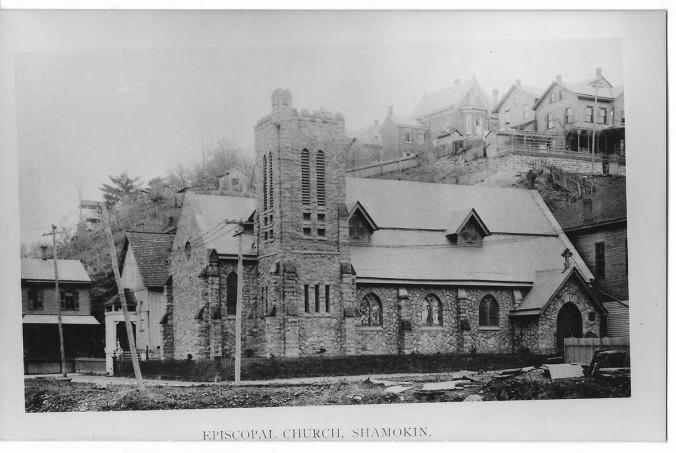 Postcard - Trinity Church - LR