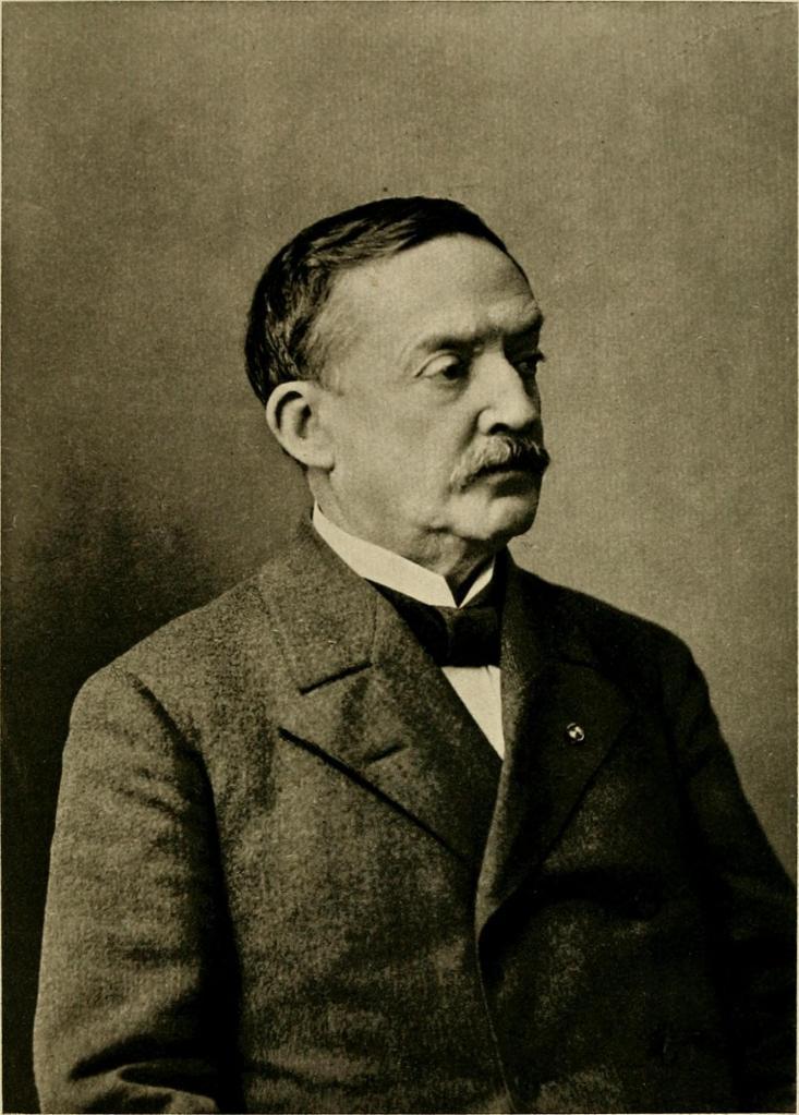 Senator Matthew S. Quay
